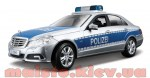 Maisto 36192 silver/blue Автомодель (1:18) Mercedes Benz E-Class German Police version серебристо-синий